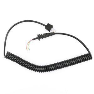 Mic Cable Micorphone Cord For Motorola Mobile Radio Mic