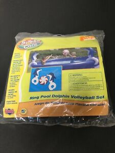 Sizzlin Cool Pool : sizzlin, Sizzlin', Dolphin, Volleyball, Accessory, 882306000782