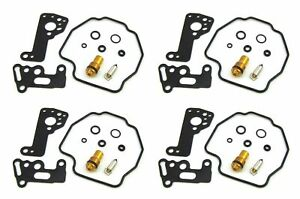 4 Carburetor Carb Repair Rebuild Kits 86-93 XVZ13 Venture
