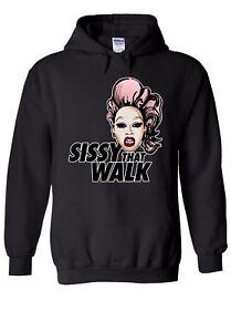 Rupaul Sissy That Walk : rupaul, sissy, Rupaul, Sissy, Queens, Women, Unisex, Hoodie, Sweatshirt
