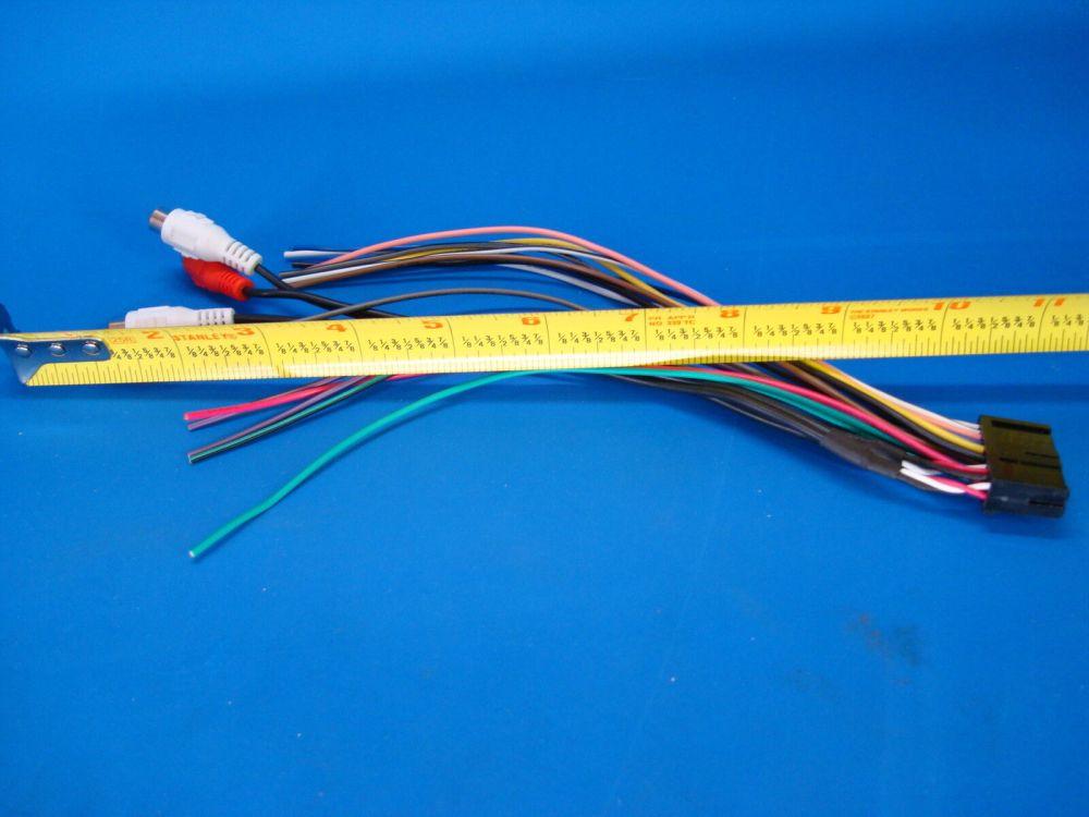 medium resolution of xo vision 20 pin radio wire harness stereo power plug back clip xod1752bt ebay