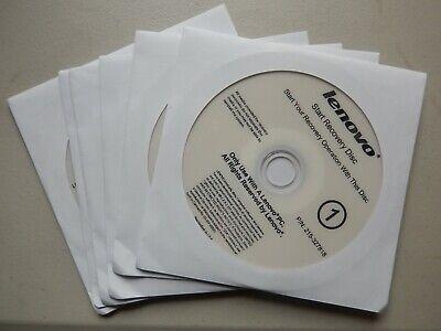 Lenovo K450e Series Windows Operating System Recovery Restore DVD Discs Media   eBay