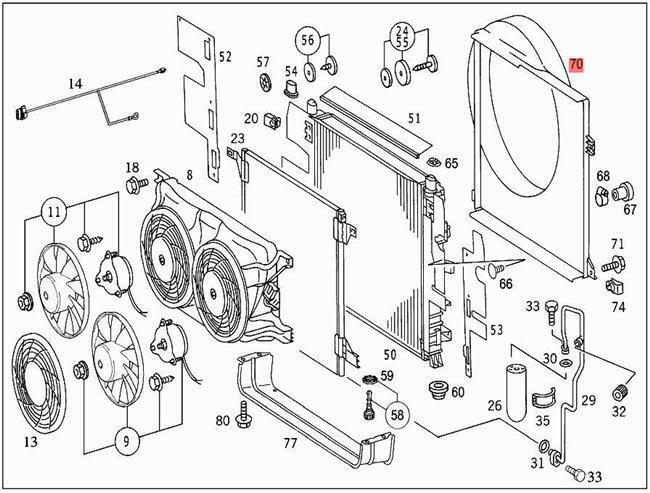 Mercedes Ml320 Parts Diagram Mercedes Benz Parts Diagrams Wiring1999