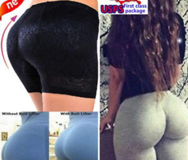 Image Is Loading Fake Ass Womens Butt And Hip Enhancer Booty