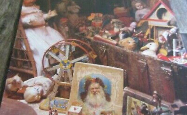 Warren Toys In The Attic 550 Piece Puzzle Used Ebay