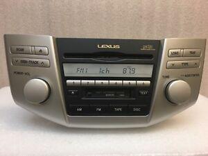 2004  2006 Lexus RX330 RX350 Radio 6 CD Player LEVINSON