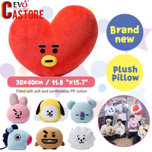 plush pillow doll cushion toy for bts bt21 tata shooky rj koya chimmy cooky mang home garden patterer home decor