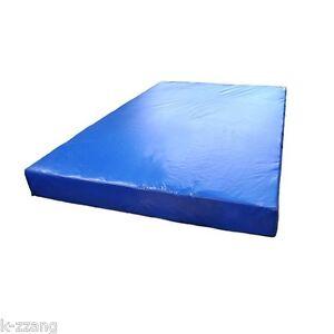 Image Is Loading Taekwondo Blue Mattress Sports Gym Mat Exercise Fitness