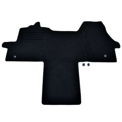 tapis sol citroen jumper 2006 2015 camping car moquette noir sur mesure ebay