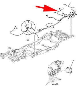 2012-14 Cadillac Suburban Tahoe Factory OEM Wiring Harness