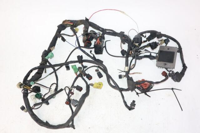 04 05 2004 2005 Suzuki Gsxr 750 Main Engine Wire Harness