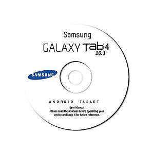 Samsung Galaxy Tablet Tab 4 10.1 Wi-Fi-SM-T530) KitKat