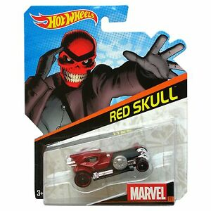 Hot Wheels Marvel Character Cars 164 Scale Diecast