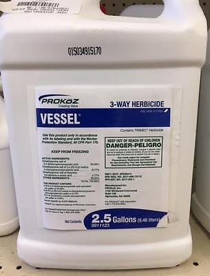 Vessel Herbicide Label : vessel, herbicide, label, Vessel, Herbicide, Gallons)