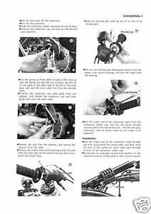 buy price KAWASAKI Workshop Manual KS125 KE125 1974 1974