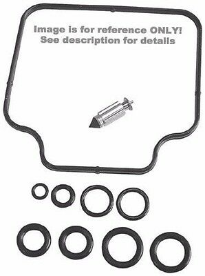 K&L Supply 18-2688 Carburetor Repair Kit for 1988-91 Honda