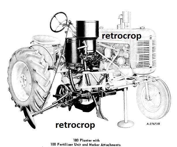 Lot 14 Vintage McCormick Implement Equipment Operator IH