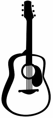 This is a acoustic, guitar, music, instrument, die cut