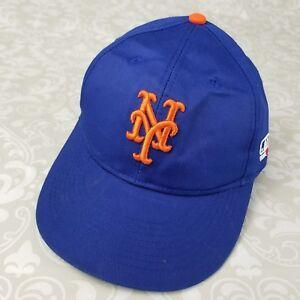 NEW YORK METS Youth Baseball MLB Ball Cap Strapback Hat | eBay