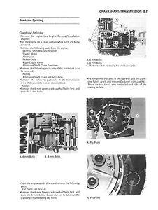 cheap sale KAWASAKI Workshop Manual 1000 GTR Concours