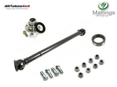 discovery TD5 rear propshaft conversion TD5 disco