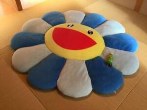 details about flower cushion by takashi murakami 200cm stuffed toy art gallery kaikai kiki