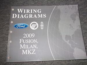 2009 Ford Fusion Wiring Diagram | Wiring Diagram Center