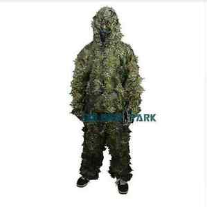 details about hunting ghillie