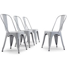 evenflo modern kitchen high chair ikea price 29311391 sante fe sunset ebay item 3 set of 4 dining chairs back gray metal retro