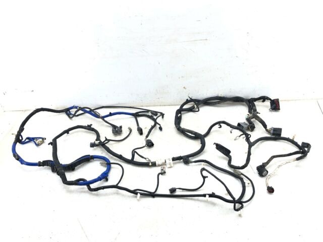 2011-2016 FORD F250 F350 SD FRAME CHASSIS WIRE HARNESS OEM