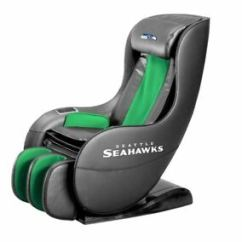 Chair Massage Seattle Ergonomic For Sale Seahawks 2d Zero Gravity Xl Gaming Ships Image Is Loading