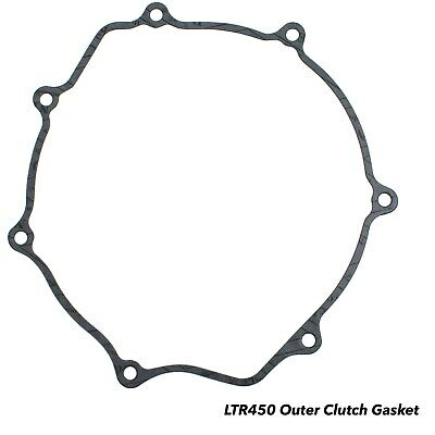 Suzuki LTR 450 Clutch Cover Gasket Outer Alba Racing 195