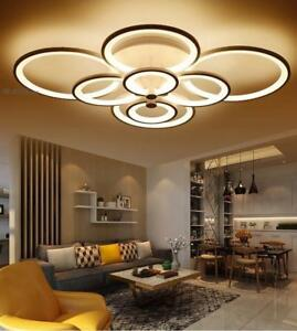 living room led lighting country style paint ideas remote control bedroom modern ceiling lights dimming image is loading
