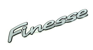 Genuine New FORD FINESSE BADGE For Fiesta MK4 1995-2002