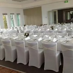 Wedding Chair Covers Hire Melbourne Double Seat Folding Lawn Chairs Cover Sash 2 00 Per