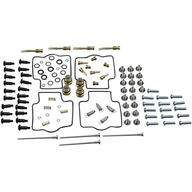 Carburetor Carb Repair Kit For 1993-2002 Kawasaki ZX600E