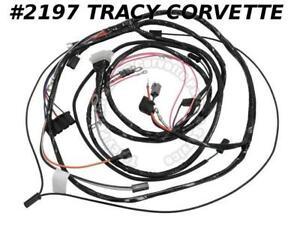 1963 Corvette GM# 2983579 Main Engine Starter Wiring