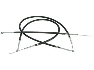 New 1964-65 Falcon Heater Cables 66 Mustang Temperature