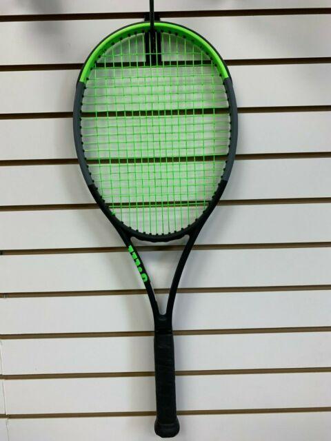 Wilson Blade 98 16x19 V7 1/4 - USED   eBay