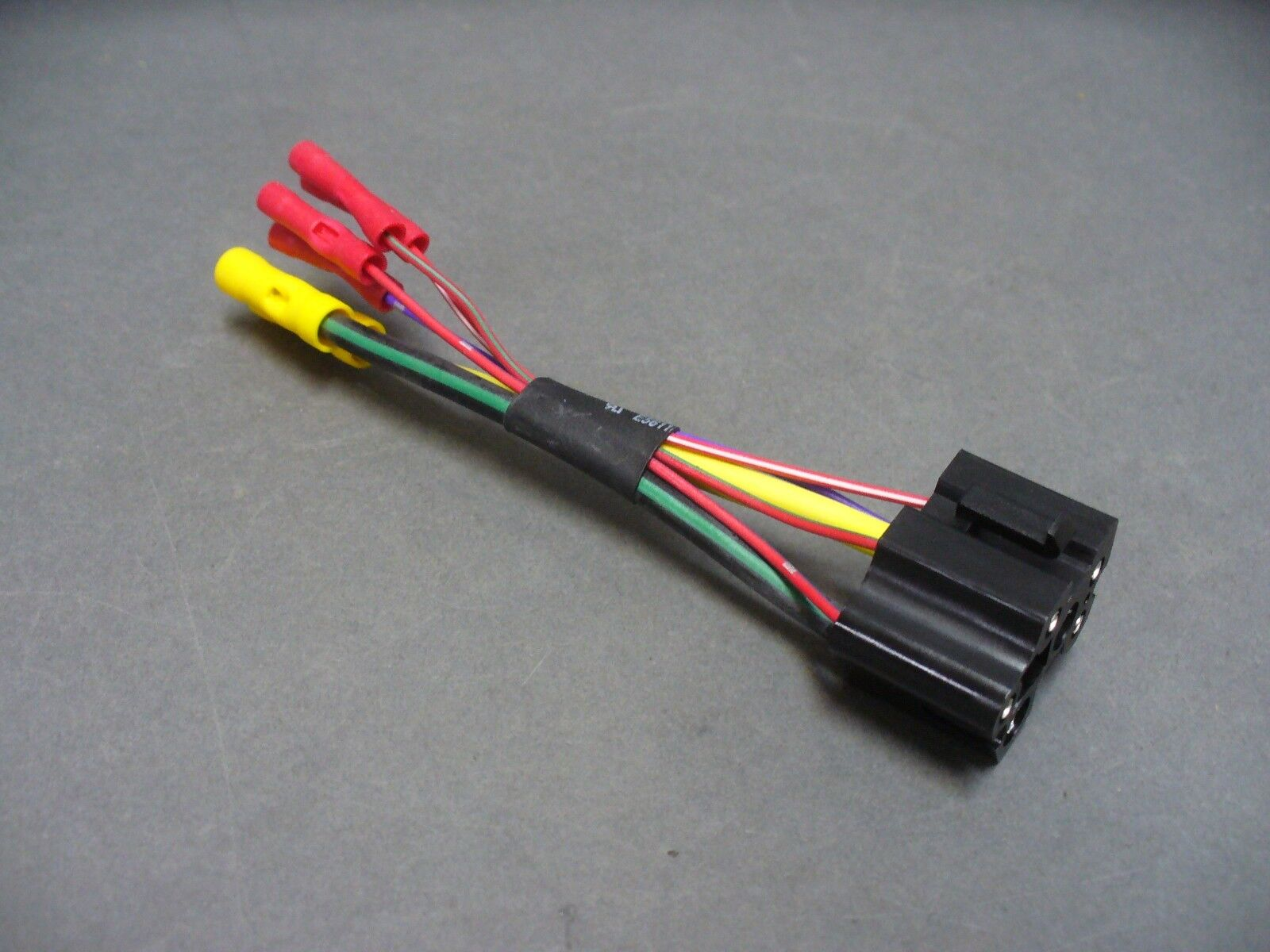 hight resolution of 68 69 ford mercury ignition switch wiring pigtail galaxie mustang ford ignition switch pigtail wiring