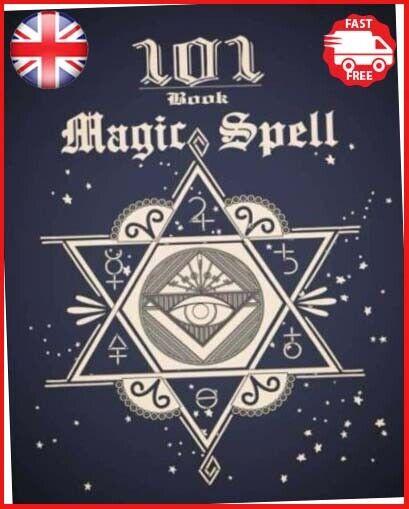 101 magic spell book