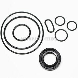 Auto Power steering pump repair Seal Gasket kit For Honda