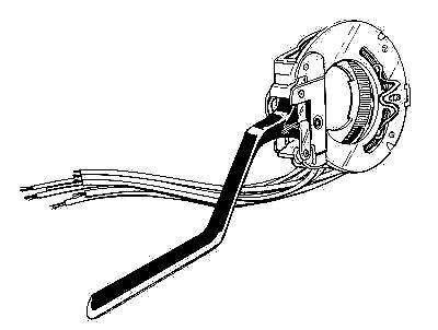 VW KARMANN GHIA BEETLE BUG TYPE-3 1968-1970 TURN SIGNAL