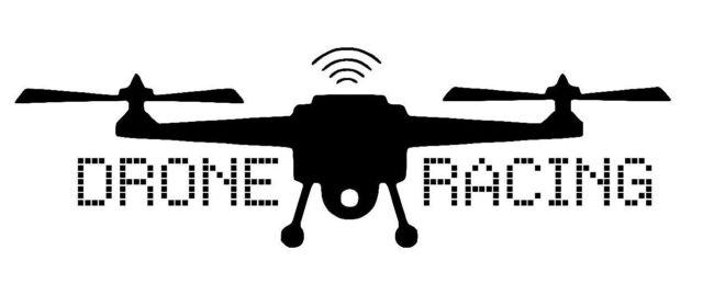 Drone Racing Vinyl Decal Sticker RC USA FPV Racer