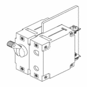 Power Switch / Circuit Breaker (15A) Replacement OEM Part