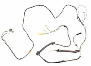 Vw Rabbit Wiring Harness : 24 Wiring Diagram Images
