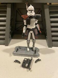Star Wars SUPER RARE ARC Trooper Hammer TCW ARC Troopers Battle Pack. Complete!   eBay