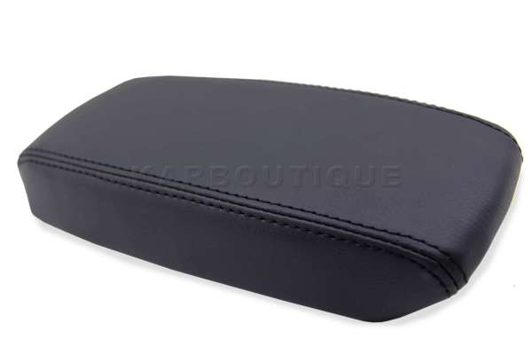 Armrest Center Console Lid Cover Leather Synthetic