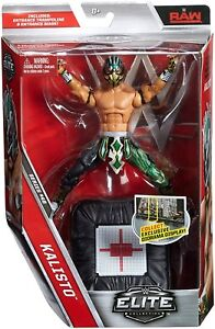 details about wwe kalisto
