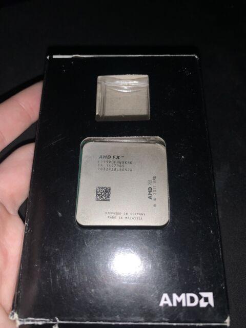 AMD FX Series FX-9590 4.7 GHz Octa-Core (FD9590FHHKWOF) Processor for sale online | eBay
